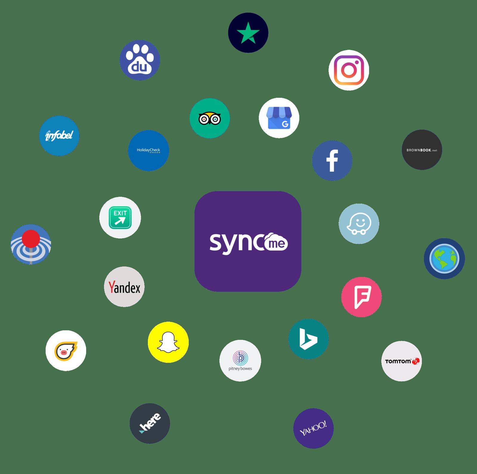 Syncme logo